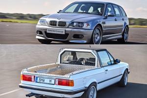 Négy különleges BMW, amit eddig nem nagyon láttál