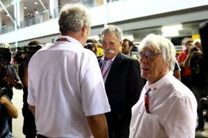 F1: Az új főnök elüldözi Ecclestone-t?