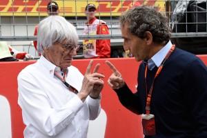 F1: Ecclestone begőzölt és lökdösődött