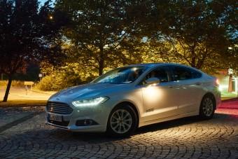 Időjárás vezérli a Ford lámpáit