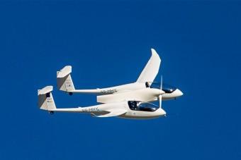 Sikeresen tesztelték a jövő repülőjét