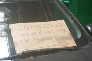 Megvan a magyar autós üzengetések csúcsa