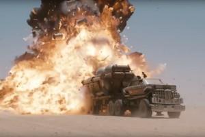 Itt a Mad Max speciális effektek nélkül, dobj el mindent!