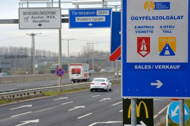 Milliárdokkal többet fizettünk idén a magyar utakért