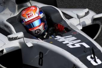 F1: A tavalyinál is jobban áll a Haas
