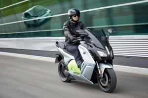 Az i3 akkujait kapta meg a BMW villanyrobogója