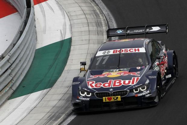 A BMW sportprogramjának középpontjában továbbra is a DTM áll majd. A gyártó jelenleg a második helyen küzd a bajnokságban.