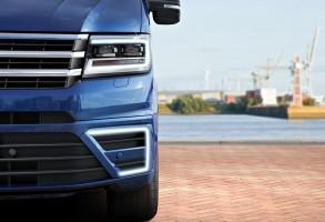 Merészet húzott a Volkswagen a Crafterrel
