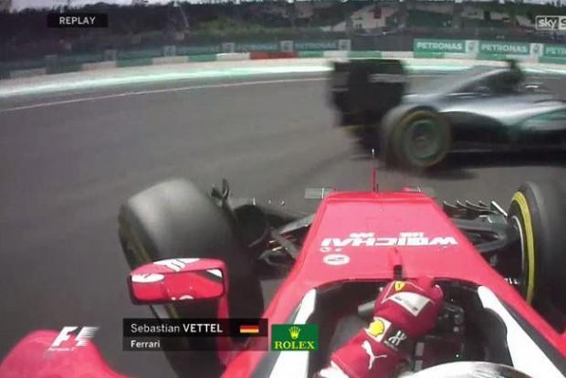 Vettel: Semmit nem csinálhattam volna másképp