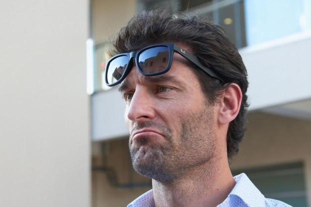 Mark Webber búcsút int a versenyzésnek