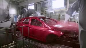 Mennyi víz kell egy autó gyártásához?