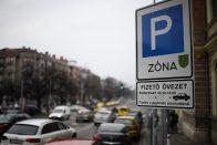Hamis parkolójegyeket adnak az automaták Pesten