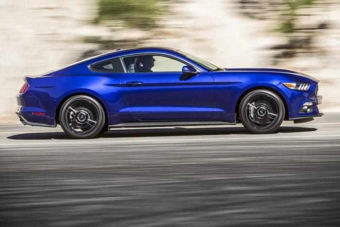 Sportautó díj: Ford Mustang