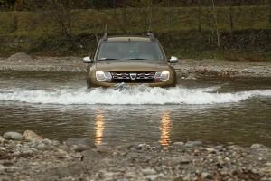 Vizuális himnusz a Dacia Dusterhez