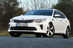 Kia Optima GT – Apa kedvence