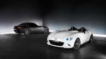 Különleges MX-5-ösöket készített a Mazda