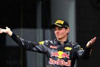 F1: Senki sem érti, mit művelt Verstappen