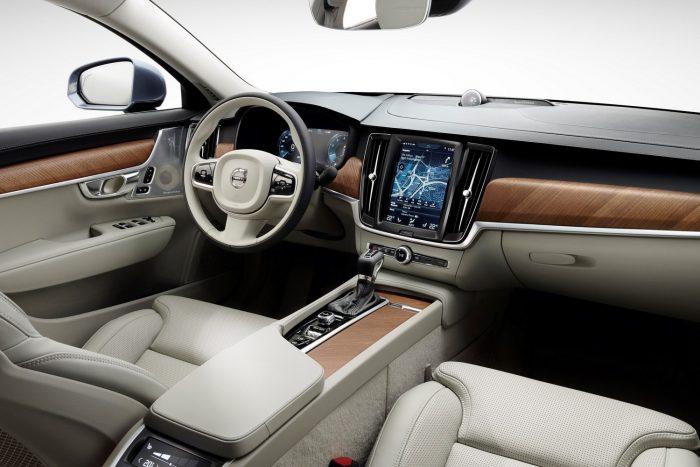Luxusautó díj: Volvo S90