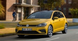Kiszivárogtak a megújult Volkswagen Golf képei