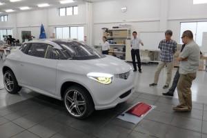 Csodaautó készülhet a Magyar Suzukinál