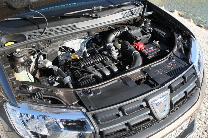 Így néz ki az egyliteres benzinmotor