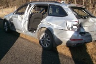 Két baleset miatt torlódott az M5