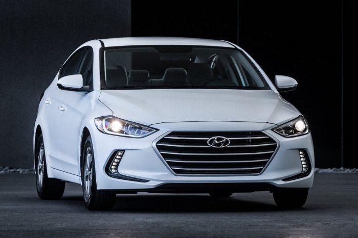 Hyundai Elantra Eco, 1,4 literes, soros négyhengeres turbómotor (128 LE, 212 Nm)