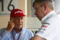 F1: Lauda leszólta a korábbi Merci-főnököt