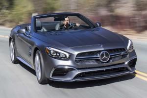Négyüléses roadstert fontolgat a Mercedes