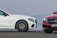 Megérkezett a Mercedes E-osztály legkecsesebb típusa