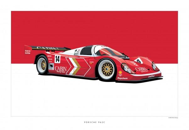 Porsche-962C