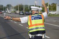 Menekülő halálos gázolót fogtak a zsaruk
