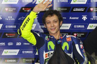 F1: Valentino Rossi nem bánja, hogy nem váltott