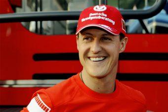 F1: A Ferrari szívfacsaró üzenetet küldött Schuminak