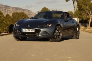 Mazda MX-5 azoknak, akik nem szeretik az MX-5-öt