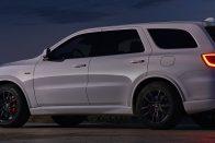 Dodge Durango SRT: versenytempó hat főre