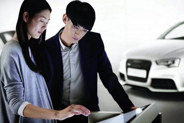 Opening of Audi City Beijing