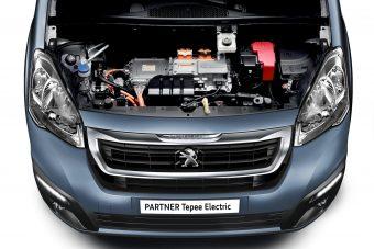 Peugeot Partner Tepee Electric: az eddigi legjobb családi villanyautó