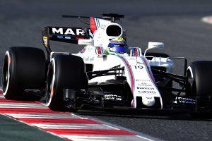 F1: Tempót villantott a Williams és a Red Bull