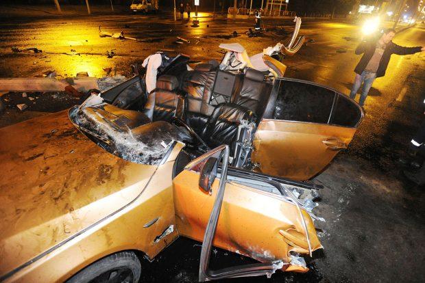 Őrizetben a szentendrei úti halálos tragédia okozója