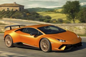Lamborghini Huracán Performante: a győzelem a fontos