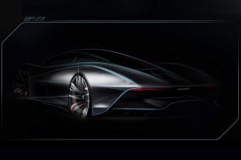Vadállat hibridet fejleszt a McLaren