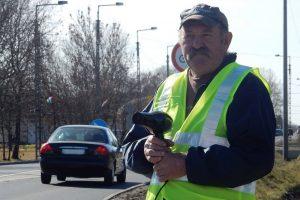 Kamu traffipaxszal mérték a magyar autósokat