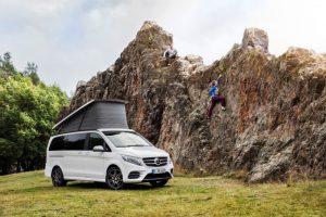 Kelendő a Mercedes-Benz luxus kisbusza