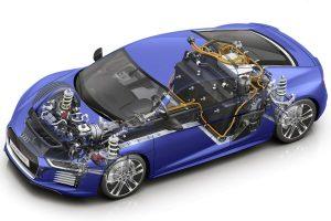 Győrben készülhet az Audi elektromos sportkupéja