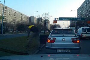 A világ csodálja a magyar szemétszedő autós jóságát