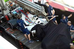 F1: Massa is megvédte a balesetes újoncot