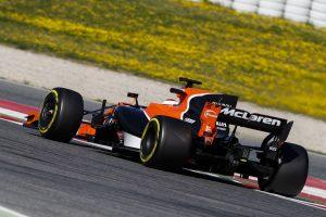 F1: Pattanásig feszült a húr a McLarennél