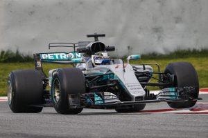 F1: Új tesztcsúcsot futott a Mercedes