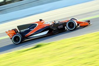 F1: Dokumentumfilm-sorozatban égeti magát a McLaren